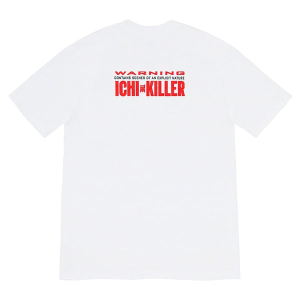 Supreme x Ichi The Killer - Split Tee - White