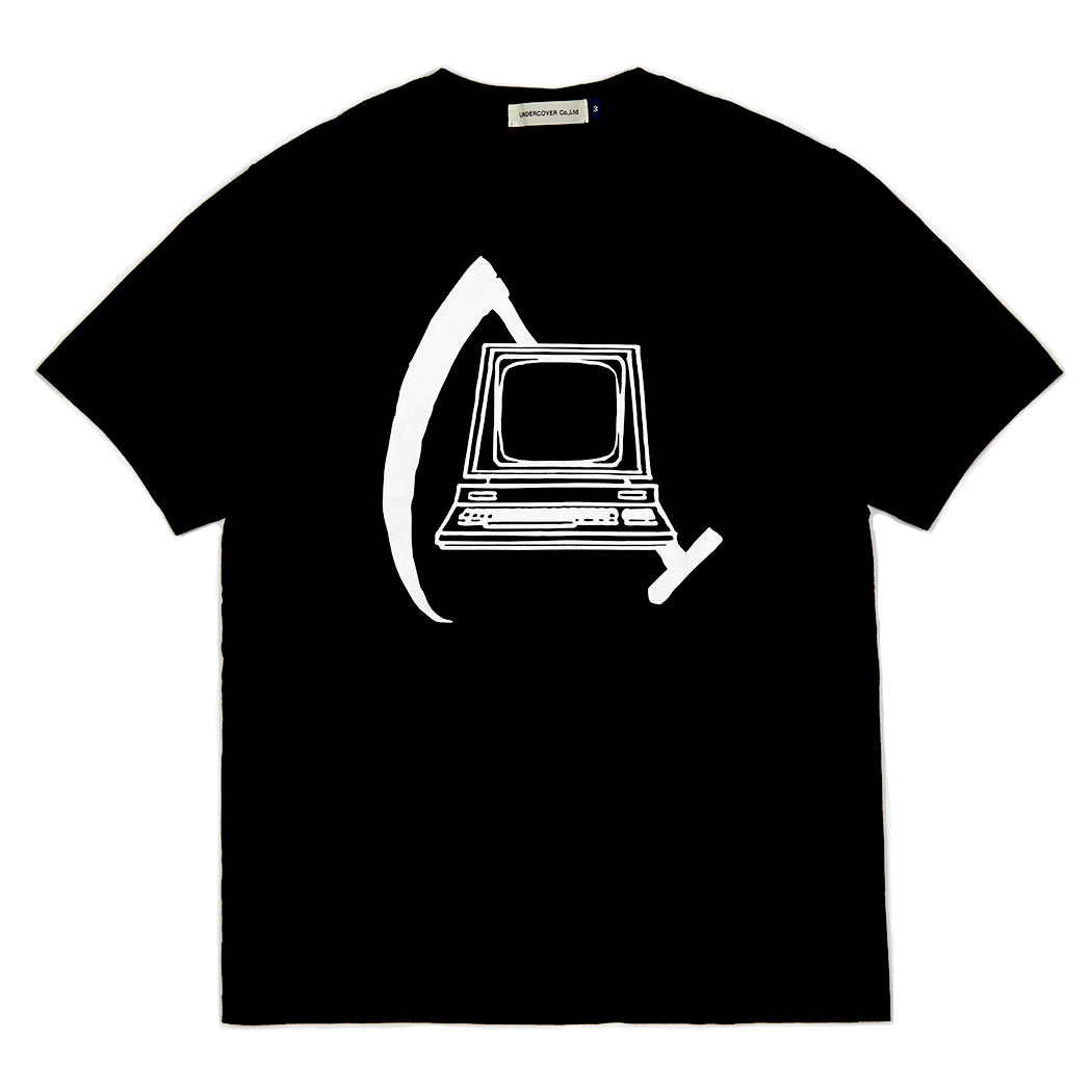 Undercover - Psycho PC Tee - Black