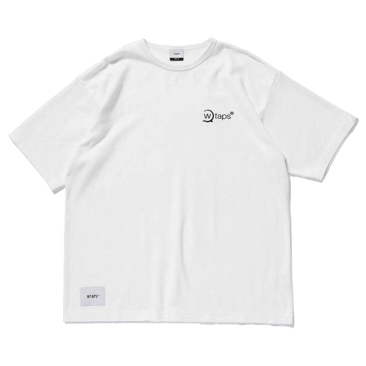 WTAPS - Axe Design 02 Tee - White