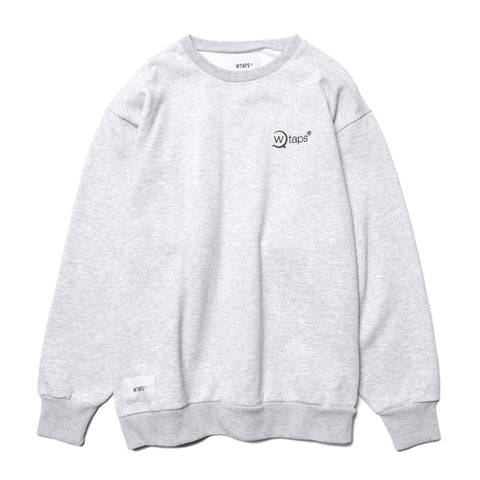 WTAPS - Axe Design 01 Sweatshirt - Grey