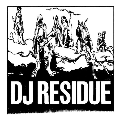 "TTT067 - DJ Residue ‎– 211 Circles Of Rushing Water - 12"" Vinyl"