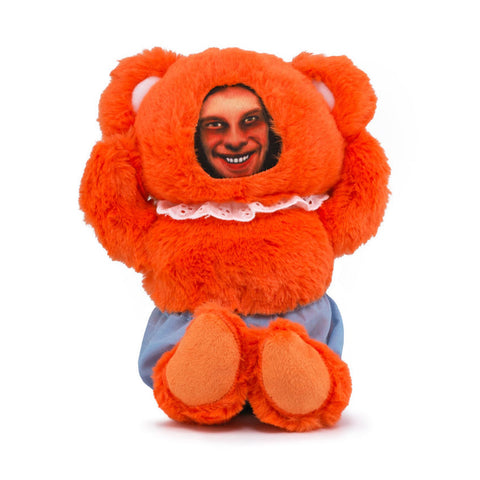 Aphex Twin - Donkey Rhubarb Bear - Orange