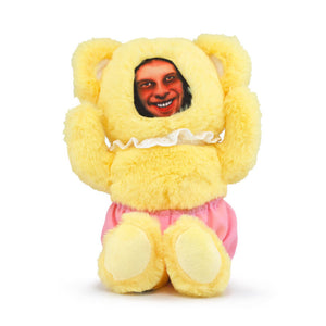 Aphex Twin - Donkey Rhubarb Bear - Yellow
