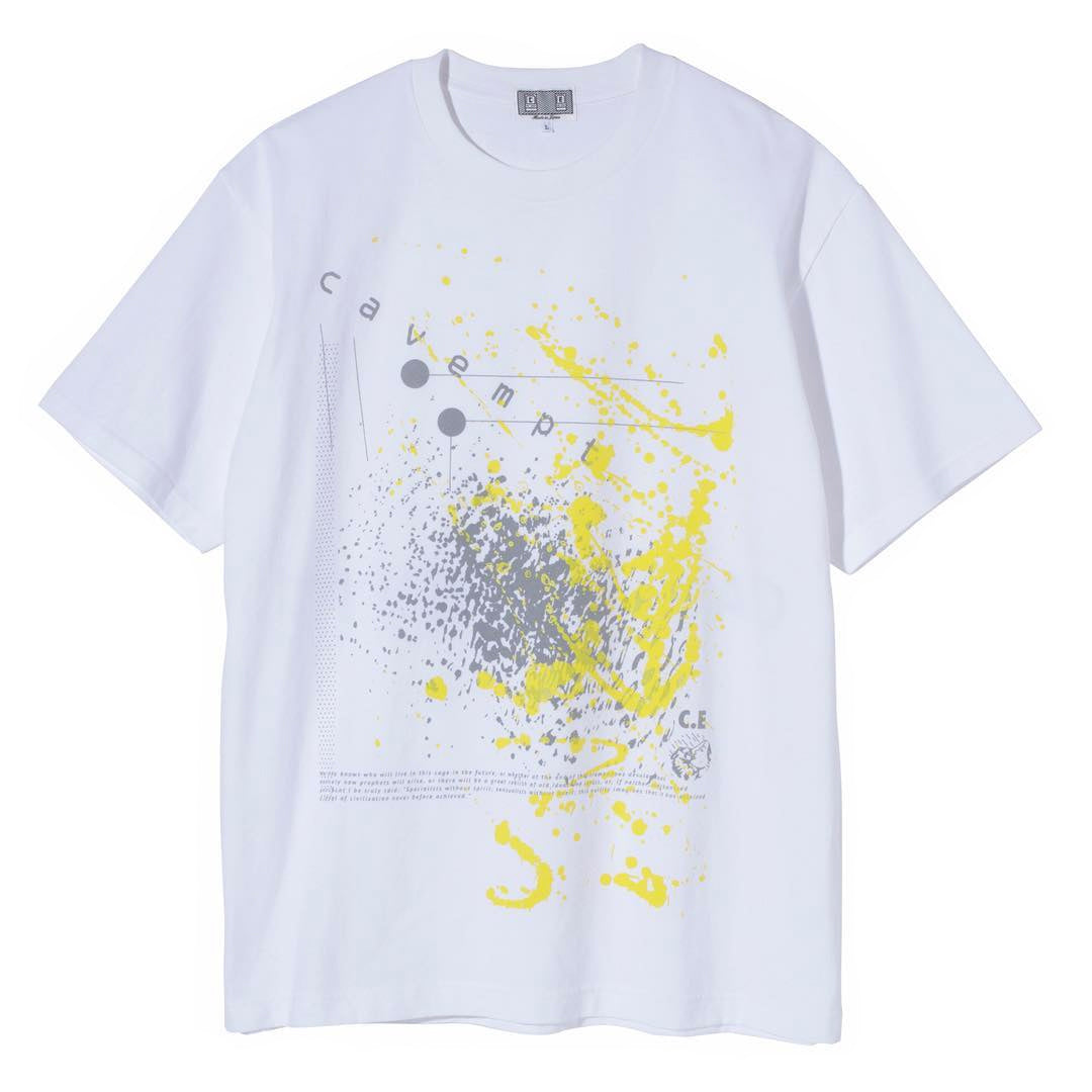 Cav Empt - No One Knows Tee - White