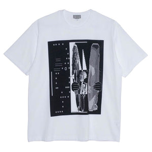 Cav Empt - MD Tetatet Tee - White