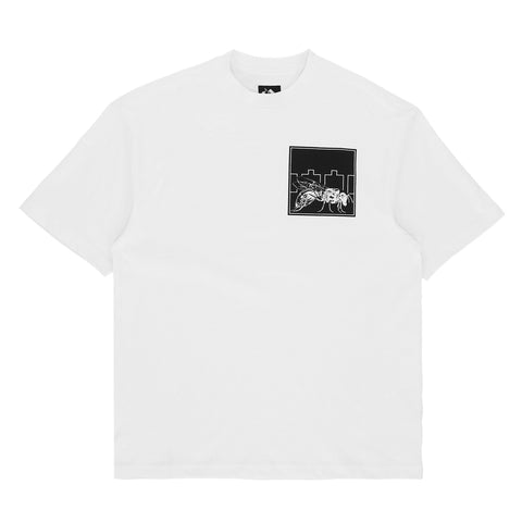 The Trilogy Tapes - Fly Tee - White