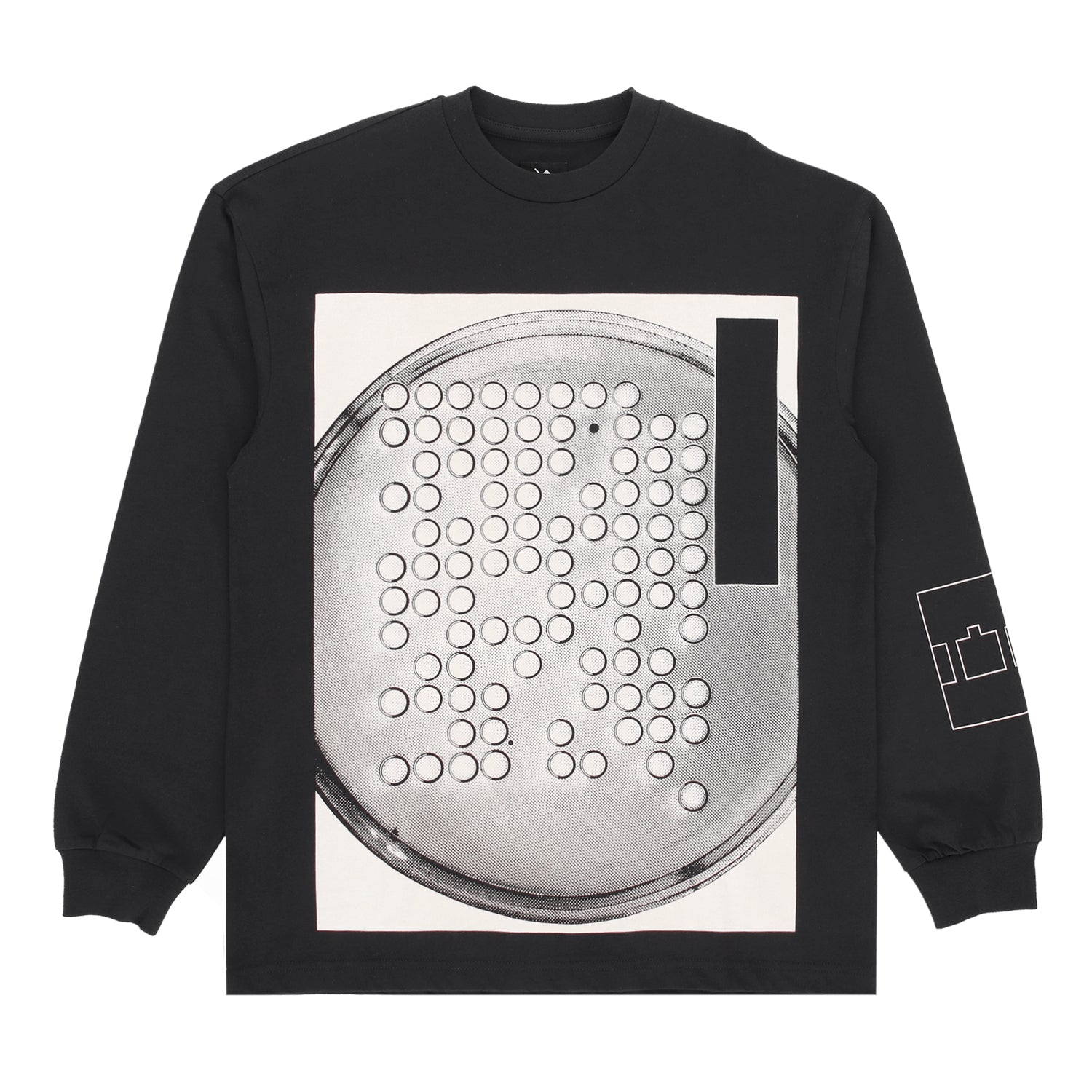 The Trilogy Tapes - Petri LS Tee - Black