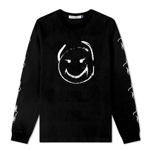 Undercover - Smiley LS Tee - Black