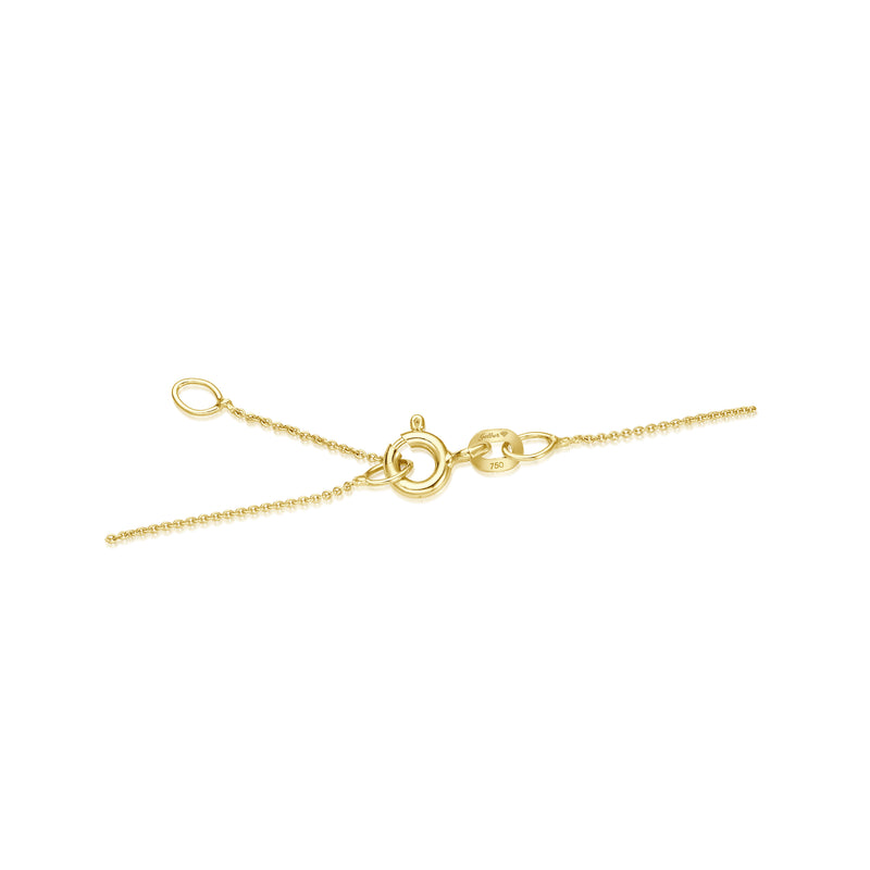 Delicate Gold Chain - Gelbgold