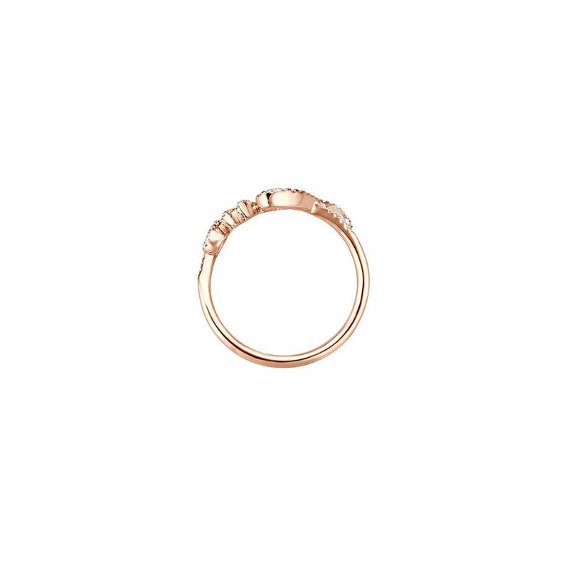 Love Ring - Roségold