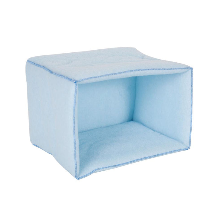 Cute Baby Blue Cat Bed