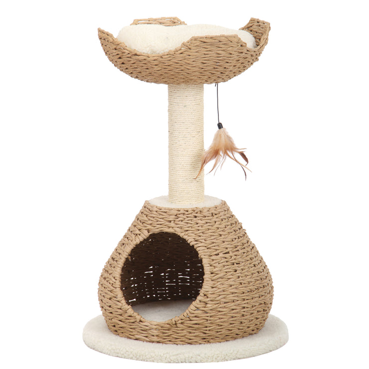 Aslan Natural Rope Cat Tree