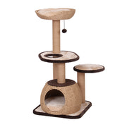 Cleo Natural Rope Multi-Platform Cat Tree