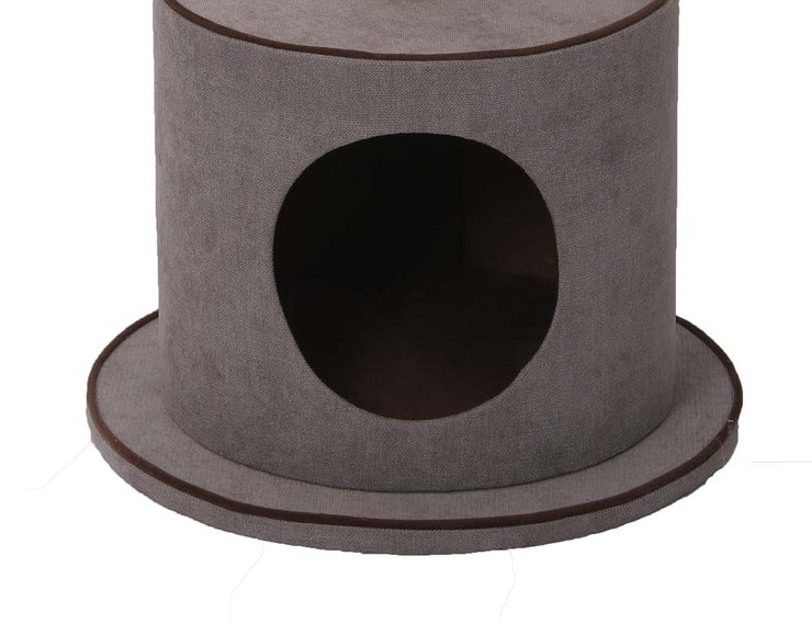 Grey and Brown Cat Tree