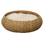 Nala Woven Rope Cat Bed