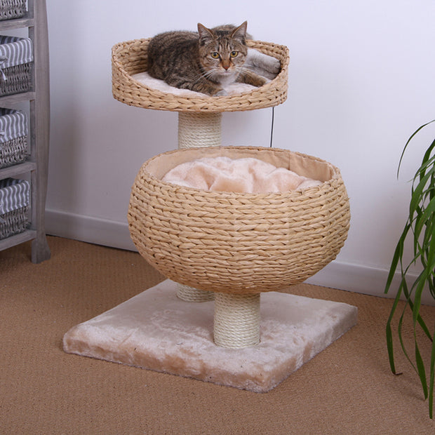 Woven Rope Cat Tree