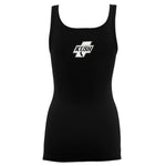 LA Kush OG Women's Tank - Black/White