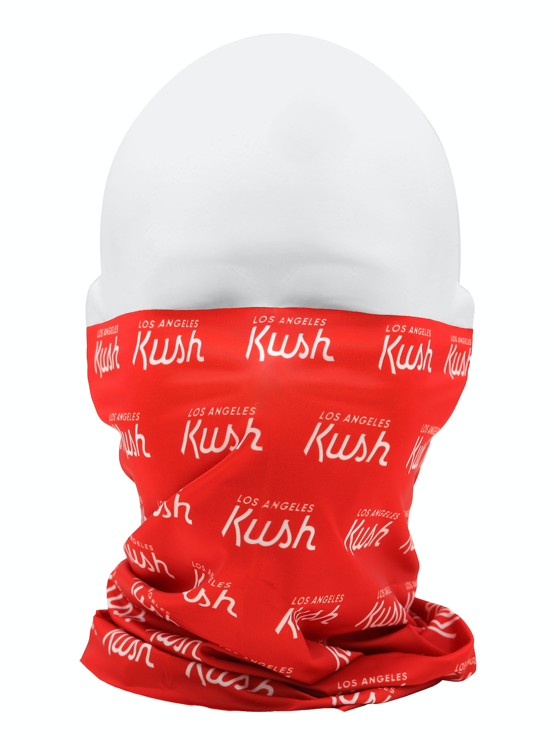 LA Kush Face Mask - Red
