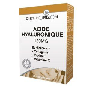Acide hyaluronique 130 mg  DIET HORIZON