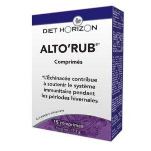 ALTO'RUB COMPRIMÉS DIET HORIZON - PARIS