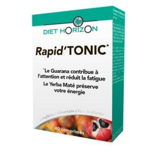 RAPID'TONIC 40 comprimés DIET HORIZON - PARIS