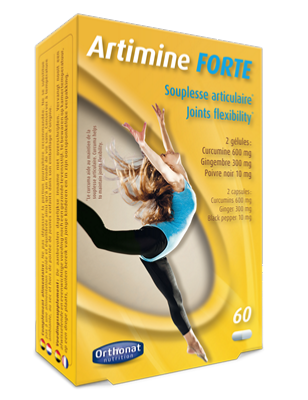 Artimine Forte - 60 gélules Orthonat -PARIS