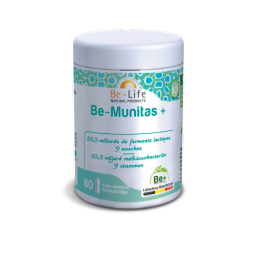 Be-Munitas +60 Gélules de Be-life - PARIS