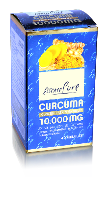 Curcuma 5500 mg - 80 gélules - Api Nature
