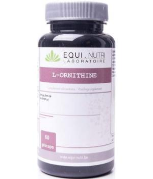 L-Ornithine à Paris 500 mg 60 gélules