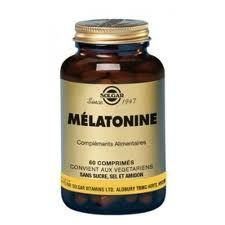 Mélatonine 1,9 mg SOLGAR