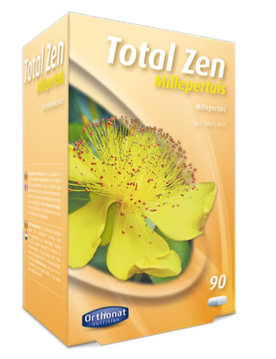 Millepertuis en extrait  à Paris : TOTAL ZEN ORTHONAT 90 gel