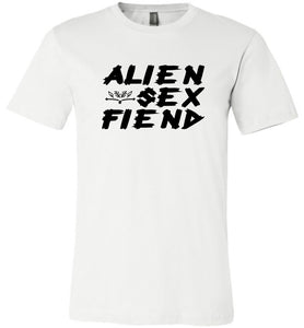 Alien Sex Fiend Adult Tee