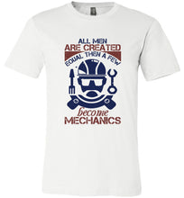 Load image into Gallery viewer, A Few Become Mechanics Adult Tee