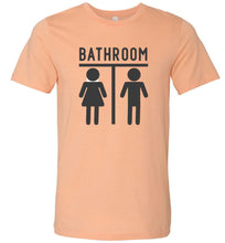 Load image into Gallery viewer, Bathroom Adult Tee