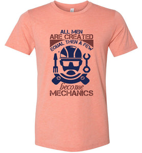 A Few Become Mechanics Adult Tee