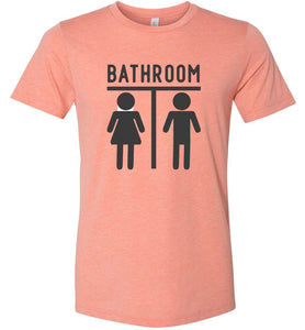 Bathroom Adult Tee
