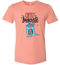 Load image into Gallery viewer, Coffee Monster Adult Tee
