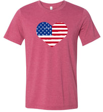 Load image into Gallery viewer, American Flag #6 Adult Tee