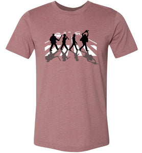 Abbey Road Killer Adult Tee