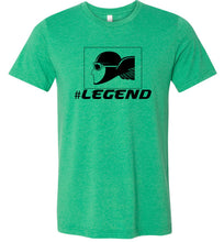 Load image into Gallery viewer, #legend Adult Tee