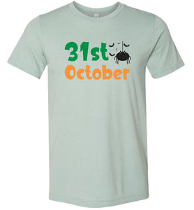 31st October Adult Tee