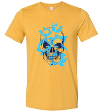 Load image into Gallery viewer, Artistic Skull #7 Adult Tee