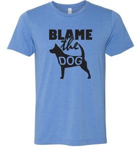 Blame the Dog Adult Tee