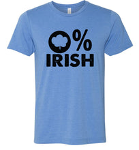 Load image into Gallery viewer, 0% Irish Adult Tee