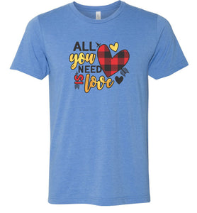 All You Need is Love #1 Adult Tee