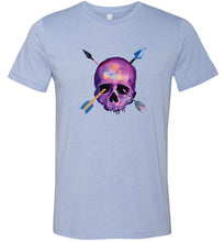 Load image into Gallery viewer, Artistic Skull #1 Adult Tee