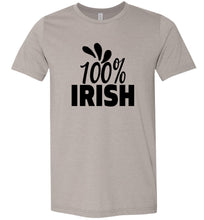 Load image into Gallery viewer, 100% Irish Adult Tee