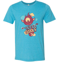 Load image into Gallery viewer, Cute and Cuddly Adult Tee