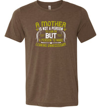 Load image into Gallery viewer, A Mother is Heather Adult Tee