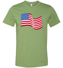 Load image into Gallery viewer, American Flag #2 Adult Tee